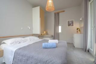 casetta ydreos naxos bedroom